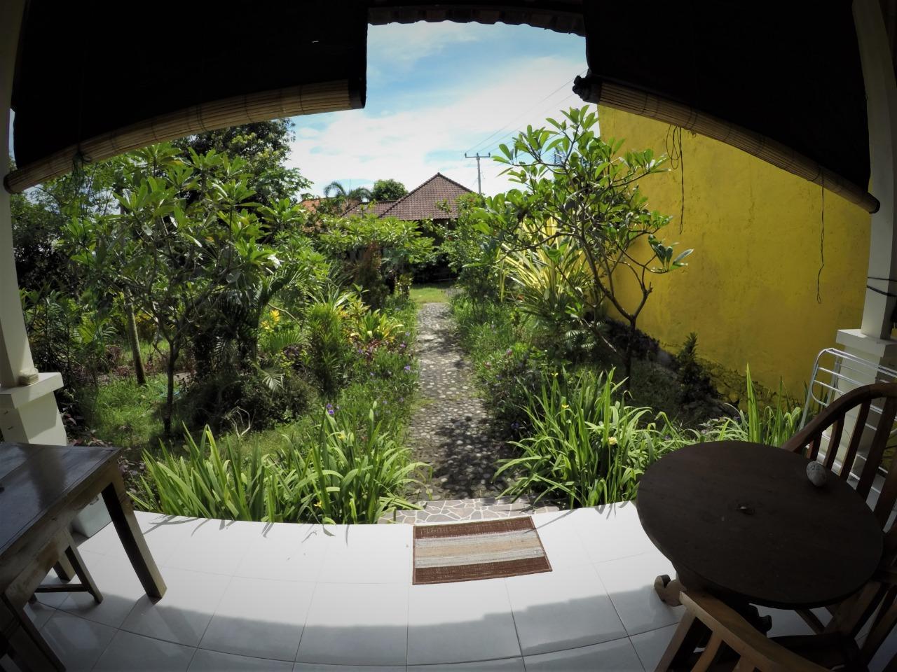 Dortoir terrasse