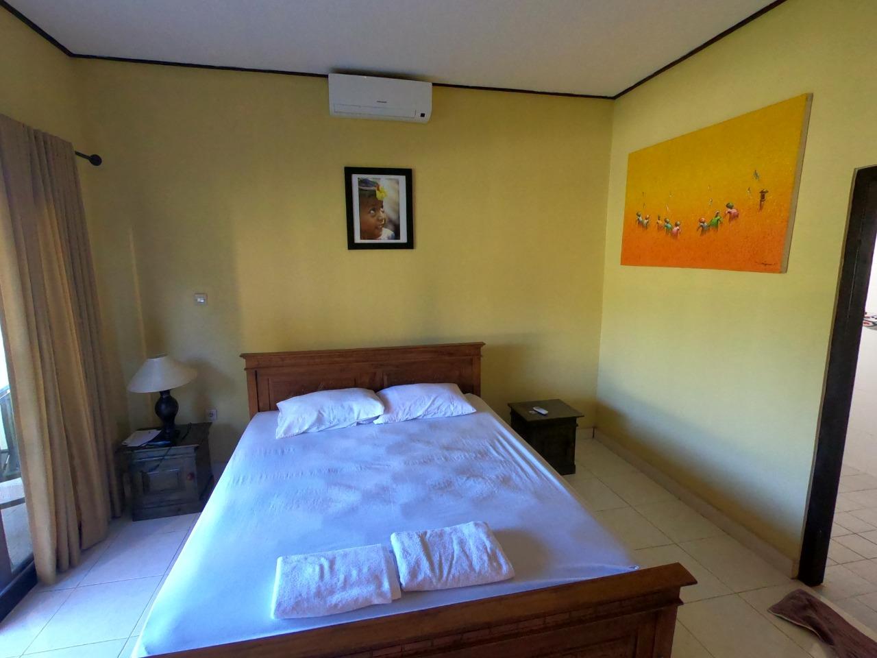 Bungalow privée, chambre, Amed
