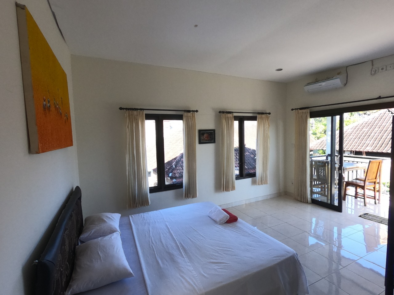 Chambre famille, Amed