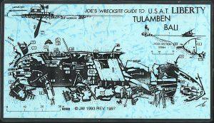L'histoire de l'épave du Liberty Wreck
